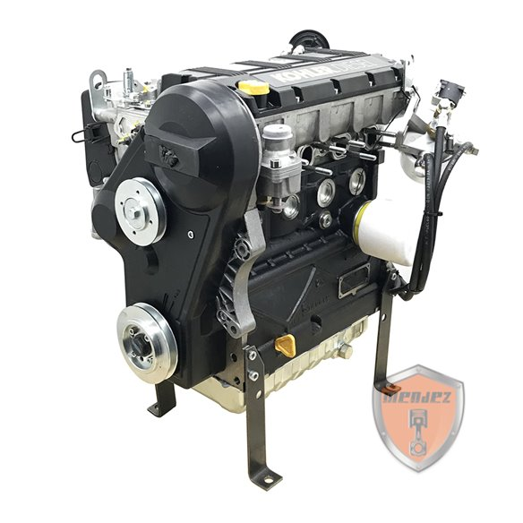 MOTOR ALIGERADO LOMBARDINI LDW 1404 EXTENDED STAGE 3A